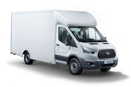 Ford Transit Luton 350 L3 2.0 EcoBlue FWD 130PS Leader Luton Manual [Start Stop] [Skeletal Low Floor]