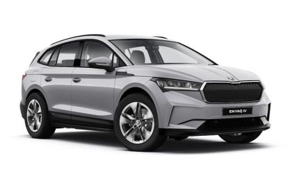 Lease Skoda Enyaq iV car leasing