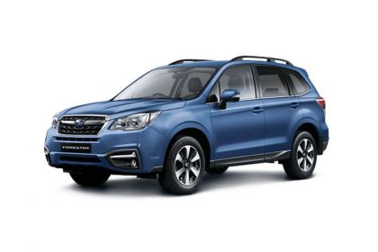 Lease Subaru Forester car leasing