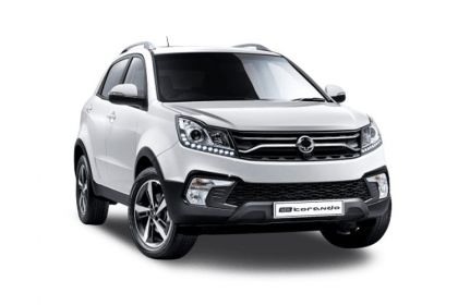 Lease Ssangyong Korando car leasing
