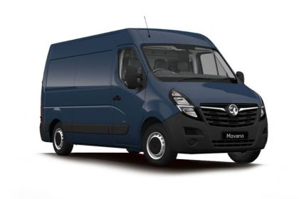 Vauxhall Movano Van High Roof F35 L3 2.3 CDTi BiTurbo FWD 150PS Edition Van High Roof Manual [Start Stop]