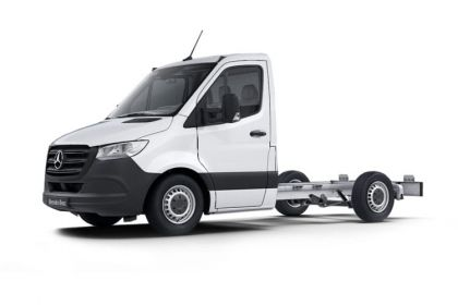 Mercedes-Benz Sprinter Chassis Cab 315 L3 3.5t 2.0 CDi RWD 150PS Progressive Chassis Cab Manual [Start Stop]