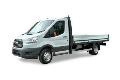 Ford Transit Dropside 350 L3 2.0 EcoBlue MHEV FWD 130PS Leader Premium Dropside Manual [Start Stop]