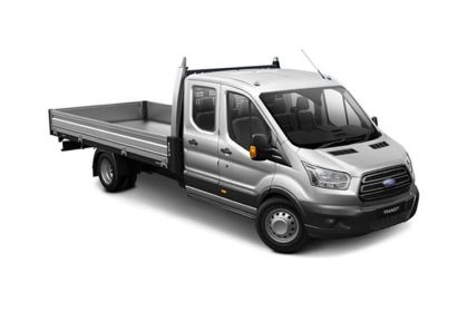 Ford Transit Dropside Double Cab 350 L3 RWD 2.0 EcoBlue RWD 170PS Leader Premium Dropside Double Cab Manual [Start Stop]