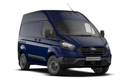 Ford Transit Custom Van High Roof 300 L1 2.0 EcoBlue MHEV FWD 130PS Leader Van High Roof Manual [Start Stop]