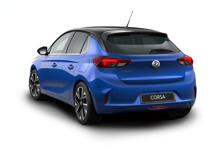 Vauxhall Corsa Hatch 5Dr 1.5 Turbo D 102PS Elite Nav Premium 5Dr Manual [Start Stop] back view