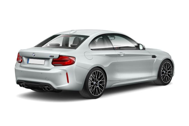 BMW 2 Series M2 Coupe 3.0 BiTurbo 410PS Competition 2Dr DCT [Start Stop] back view