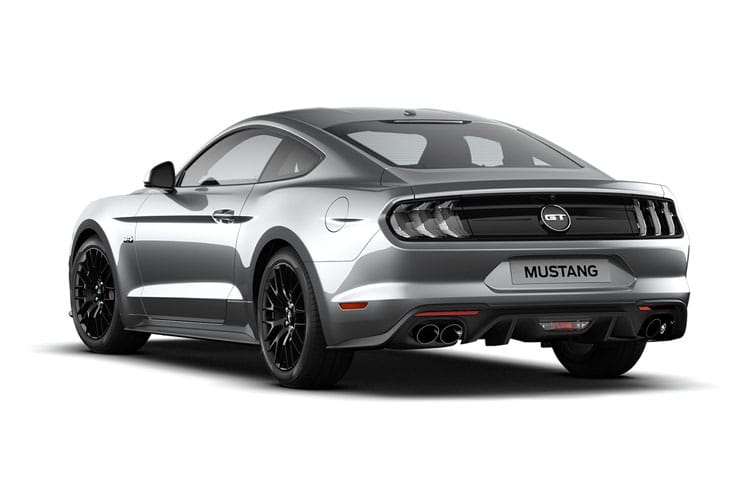 Ford Mustang Fastback 5.0 V8 450PS GT 2Dr Manual [Custom Pack 2] back view