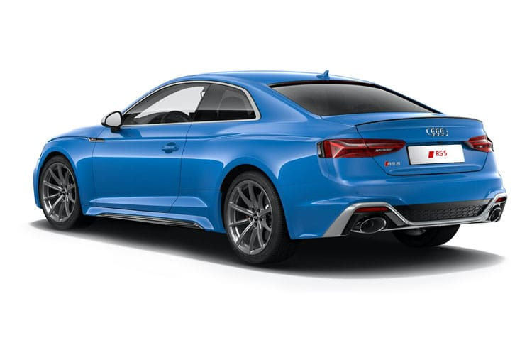 Audi A5 RS5 Coupe quattro 2Dr 2.9 TFSI V6 450PS Carbon Black 2Dr Tiptronic [Start Stop] back view
