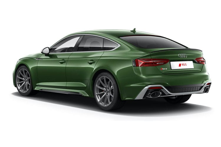 Audi A5 35 Sportback 5Dr 2.0 TFSI 150PS Sport 5Dr S Tronic [Start Stop] [Comfort Sound] back view