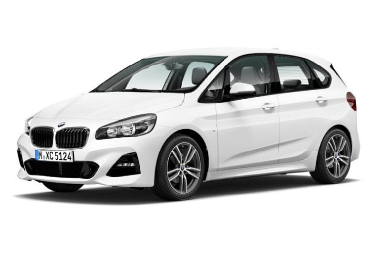 BMW 2 Series Tourer 220 Active Tourer 2.0 d 190PS Sport 5Dr Auto [Start Stop] front view