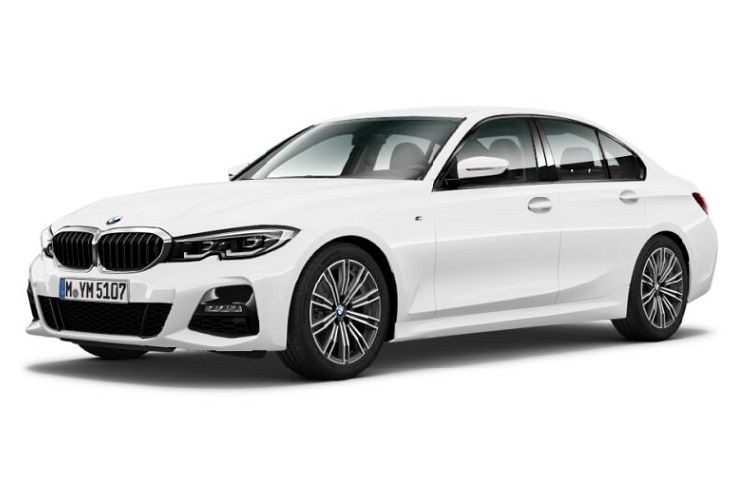 BMW 3 Series 318 Saloon 2.0 d 150PS M Sport 4Dr Auto [Start Stop] [Tech] front view