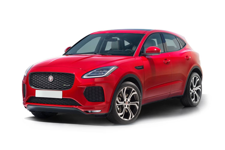 Jaguar E-PACE SUV AWD 2.0 i MHEV 249PS R-Dynamic S 5Dr Auto [Start Stop] front view