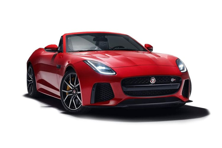 Jaguar F-TYPE Convertible AWD 5.0 V8 450PS First Edition 2Dr Auto [Start Stop] front view
