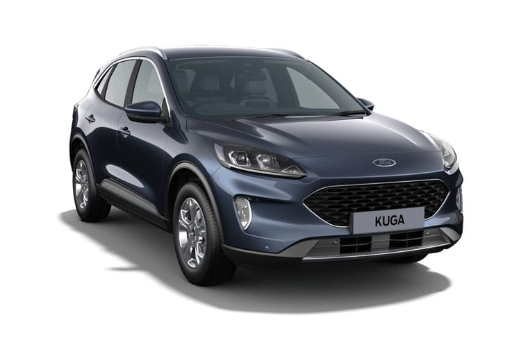 Ford Kuga SUV 2WD 1.5 EcoBlue 120PS Titanium Edition 5Dr Manual [Start Stop] front view