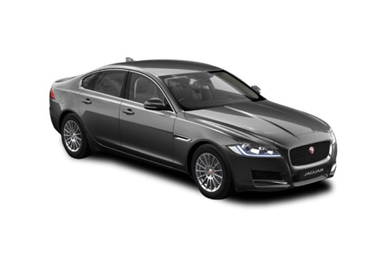 Jaguar XF Saloon 2.0 d MHEV 204PS R-Dynamic HSE 4Dr Auto [Start Stop] front view