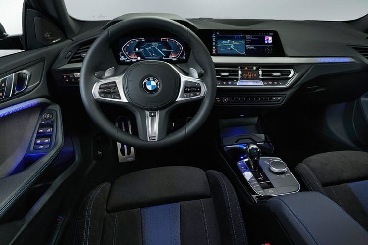 BMW 2 Series 218 Gran Coupe 1.5 i 136PS M Sport 4Dr DCT [Start Stop] [Pro] inside view