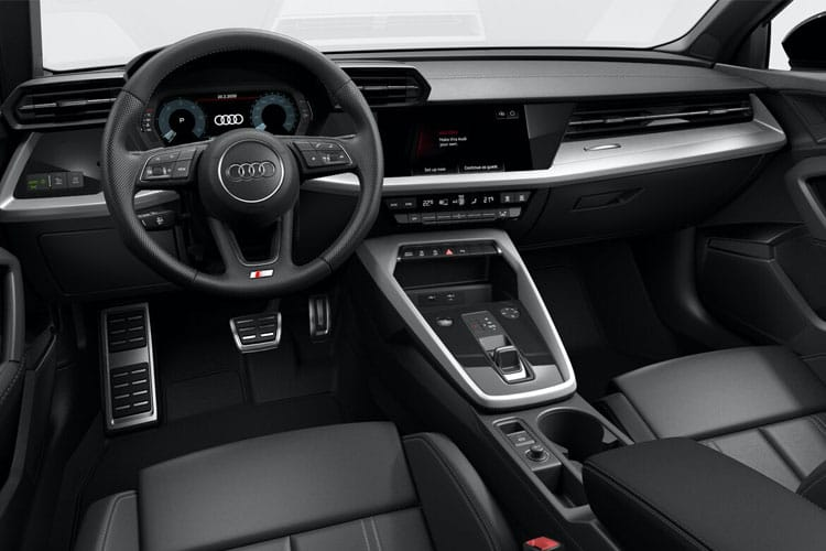 Audi A3 30 Sportback 5Dr 1.6 TDI 116PS SE Technik 5Dr Manual [Start Stop] inside view