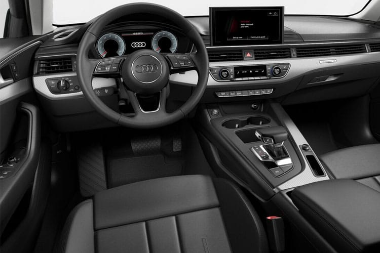 Audi A4 35 Avant 5Dr 2.0 TDI 163PS Technik 5Dr S Tronic [Start Stop] [Comfort Sound] inside view