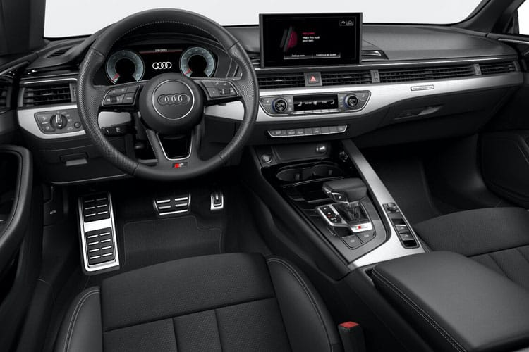 Audi A5 45 Cabriolet quattro 2Dr 2.0 TFSI 265PS Edition 1 2Dr S Tronic [Start Stop] [Comfort Sound] inside view