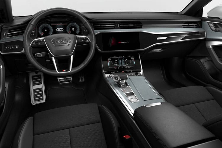 Audi A7 40 Sportback 5Dr 2.0 TDI 204PS Black Edition 5Dr S Tronic [Start Stop] inside view