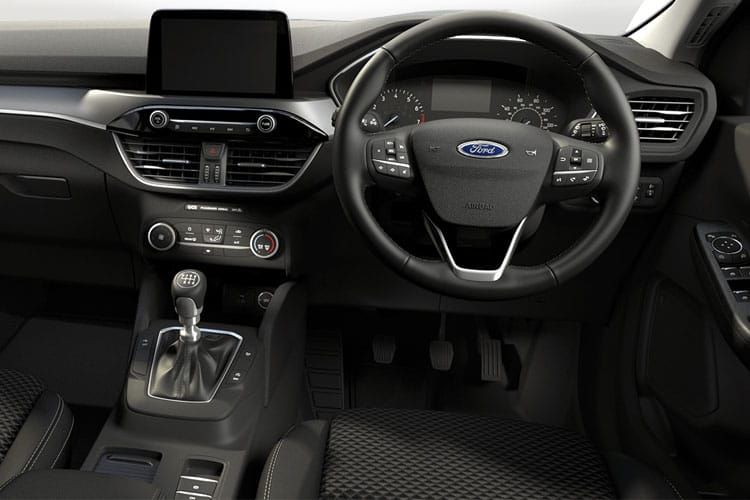 Ford Kuga SUV 2WD 1.5 EcoBlue 120PS Titanium Edition 5Dr Manual [Start Stop] inside view
