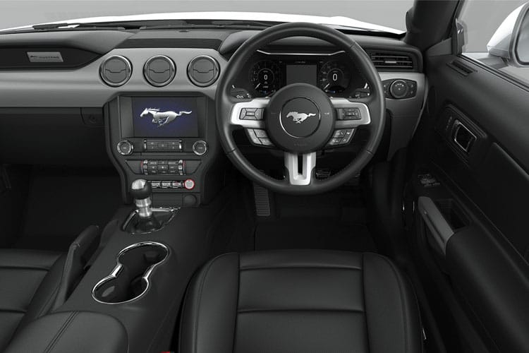 Ford Mustang Fastback 5.0 V8 450PS GT 2Dr Manual [Custom Pack 2] inside view