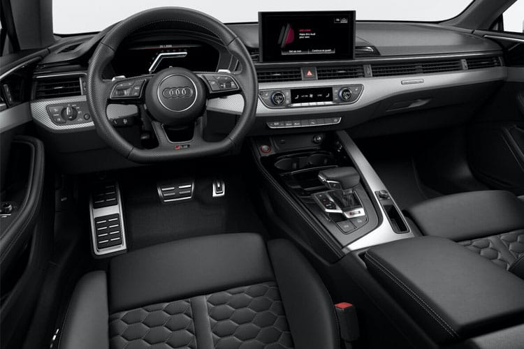 Audi A5 35 Sportback 5Dr 2.0 TFSI 150PS Sport 5Dr S Tronic [Start Stop] [Comfort Sound] inside view