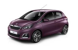 Peugeot 108 Hatchback Top! 5Dr 1.0  72PS Allure 5Dr Manual [Start Stop]
