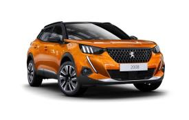 Peugeot 2008 SUV SUV 1.2 PureTech 130PS Allure Premium 5Dr EAT8 [Start Stop]