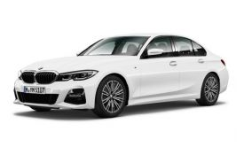 BMW 3 Series Saloon 320 xDrive Saloon 2.0 d MHT 190PS M Sport 4Dr Auto [Start Stop] [Pro]