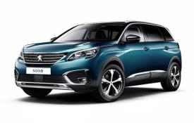 Peugeot 5008 SUV SUV 2.0 BlueHDi 180PS GT 5Dr EAT8 [Start Stop]