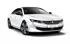 Peugeot 508 Hatchback Fastback HYBRID 1.6 PHEV 11.8kWh 225PS Allure 5Dr EAT8 [Start Stop]