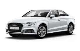Audi A3 Saloon 30 Saloon 4Dr 1.0 TFSI 110PS S line 4Dr Manual [Start Stop] [Comfort Sound]
