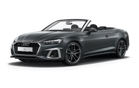 Audi A5 Convertible 40 Cabriolet 2Dr 2.0 TFSI 190PS Sport 2Dr S Tronic [Start Stop]