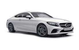Mercedes-Benz C Class Coupe C300 Coupe 2.0 MHEV 272PS AMG Line Night Edition 2Dr G-Tronic+ [Start Stop] [Premium Plus]