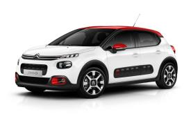 Citroen C3 Hatchback Hatch 5Dr 1.2 PureTech 83PS Feel 5Dr Manual [Start Stop]