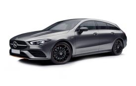 Mercedes-Benz CLA Estate CLA220 Shooting Brake 2.0 d 190PS AMG Line 5Dr 8G-DCT [Start Stop]