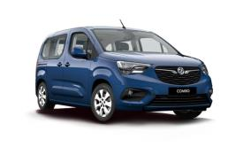 Vauxhall Combo MPV Life MPV 1.5 Turbo D 100PS Edition 5Dr Manual [Start Stop] [5Seat]