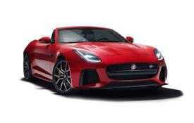 Jaguar F-TYPE Convertible Convertible AWD 5.0 V8 450PS First Edition 2Dr Auto [Start Stop]