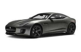 Jaguar F-TYPE Coupe Coupe AWD 5.0 V8 450PS First Edition 2Dr Auto [Start Stop]