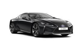 Lexus LC Coupe 500 Coupe 3.5 h V6 359PS Sport 2Dr E-CVT [Start Stop] [Manhattan Orange Levinson]