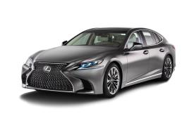 Lexus LS Saloon 500 Saloon 4wd 3.5 h V6 359PS Takumi 4Dr E-CVT [Start Stop] [Leather-Aniline]