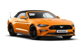 Ford Mustang Convertible Convertible 5.0 V8 450PS GT 2Dr Manual
