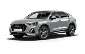Audi Q3 SUV 35 SUV 5Dr 2.0 TDI 150PS S line 5Dr S Tronic [Start Stop]