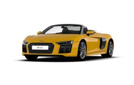 Audi R8 Convertible Spyder Convertible quattro 5.2 FSI V10 620PS Performance Carbon Black 2Dr S Tronic [Start Stop] [Comfort Sound]