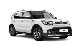 Kia Soul SUV SUV Elec 64kWh 150KW 201PS First Edition 5Dr Auto