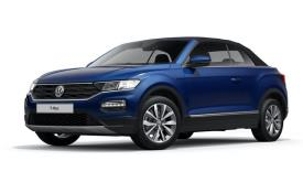 Volkswagen T-Roc Convertible Cabriolet SUV 2wd 1.0 TSI 110PS Design 2Dr Manual [Start Stop]