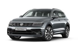 Volkswagen Tiguan Allspace SUV SUV 2.0 TDI 150PS R-Line Tech 5Dr Manual [Start Stop]