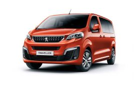 Peugeot Traveller MPV Standard 5Dr 2.0 BlueHDi FWD 120PS Active MPV EAT [Start Stop] [8Seat]